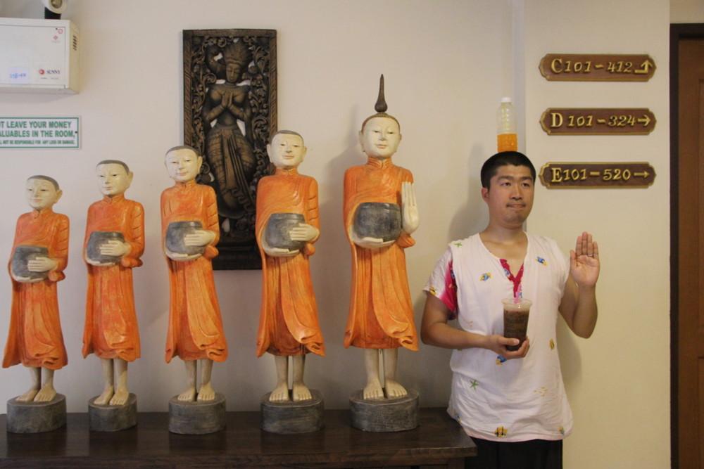 ホテル【タイ・バンコク宿情報】カオサン周辺で宿泊するのにお勧めのホテル