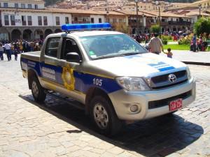ペルーの治安