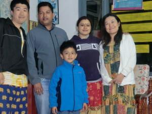 ネパール ポカラのホテル