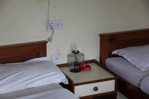 ネパールのホテル