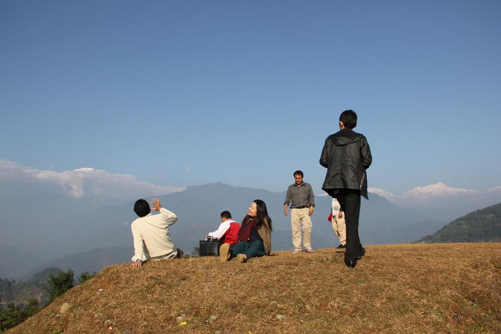 ネパールのポカラでメンターと呼ぶべき人と出会ったおはなし