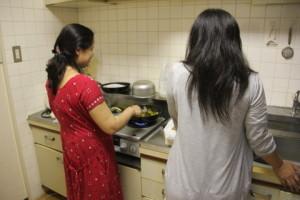 ネパール料理教室?