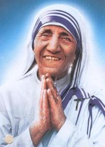 思考を変えると運命は変わる‐マザーテレサ