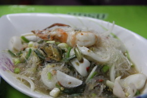 タイ料理 ヤムウンセン