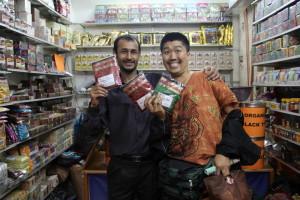 ネパールのお茶屋さん