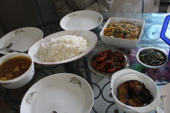 バングラデシュは世界で一番お米を食べる国
