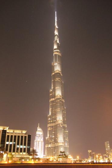ブルジュ・ハリファ Burj Khalifa