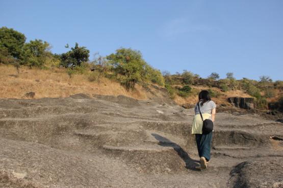 エローラ石窟群