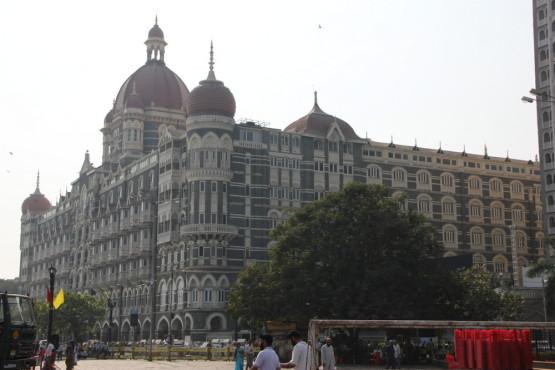 インド最大の都市ムンバイ