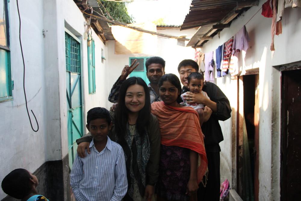 バングラデシュのリキシャマン、タヒルと出会ったおはなし