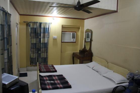コルカタの宿