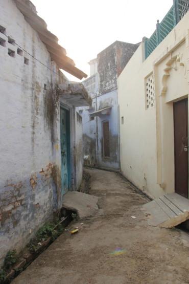 タージマハルの町アグラー
