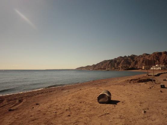 紅海 エジプトにも海はあるんです。