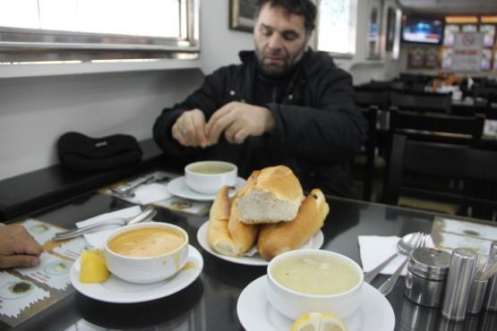 トルコではパンは食べ放題