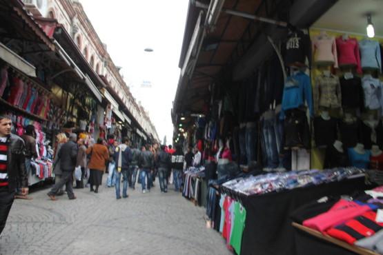 トルコの市場
