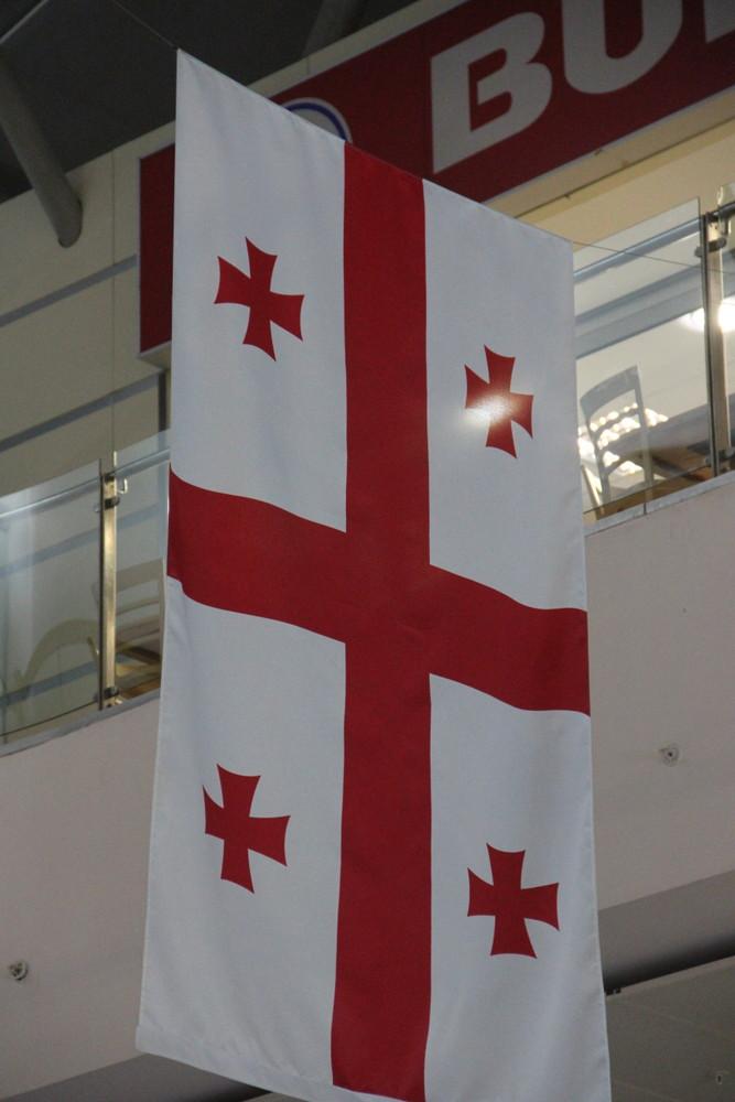 ジョージアの国旗