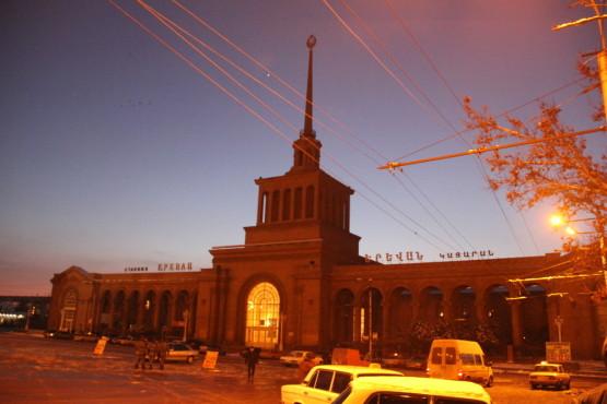 ジョージアからアルメニアへ
