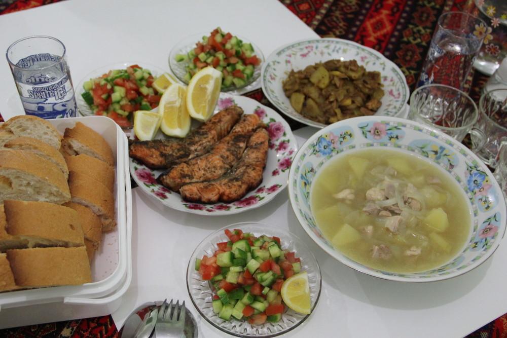 旅のご縁~トルコ一般家庭のキッチンで料理をしてみたお話~