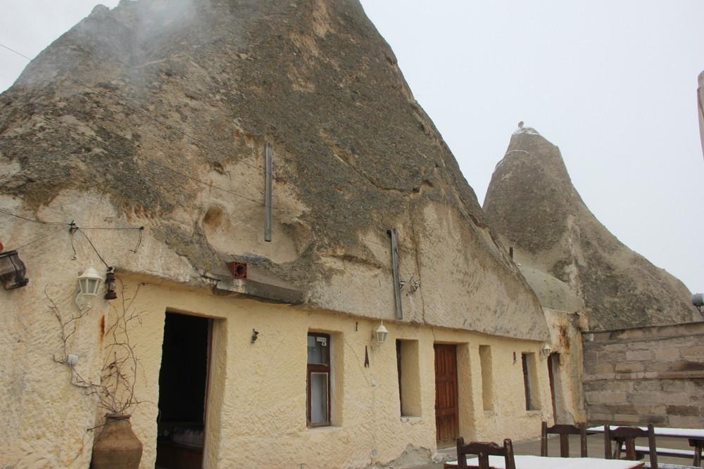 トルコに行ったら絶対行きたい場所!カッパドキアと洞窟ホテル