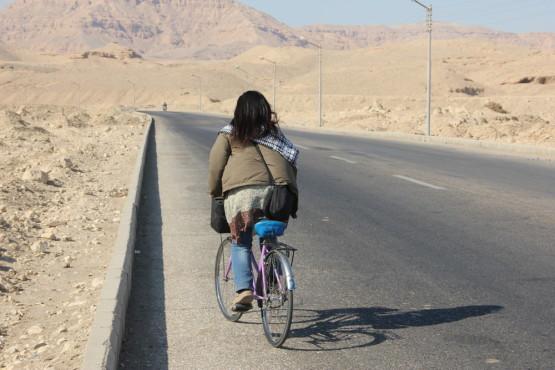 ルクソールを自転車で周る