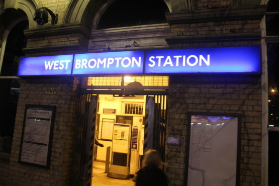 イギリスの駅