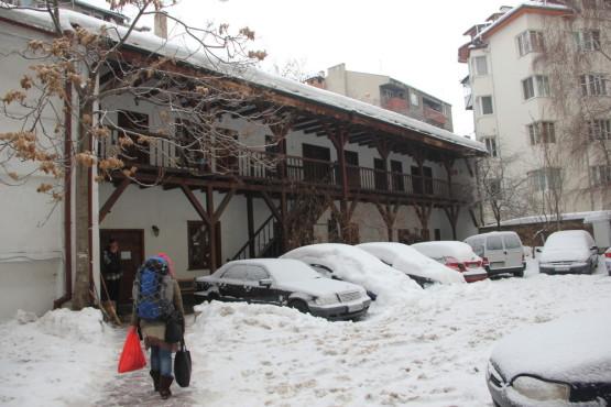 ブルガリアでお世話になった宿