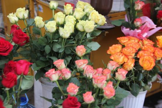 ブルガリアはバラも名産