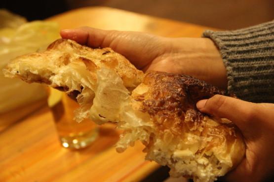 ブルガリアのパン