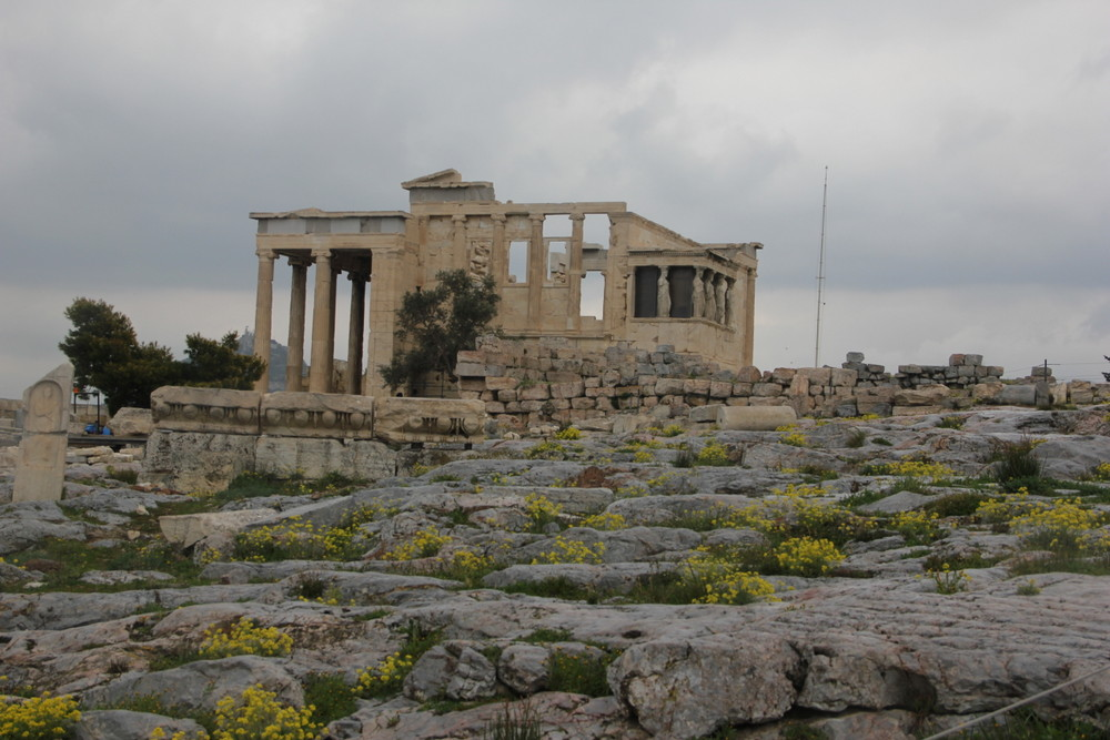 ギリシャで行ってみたかった場所~ギリシャ神話の世界へ~