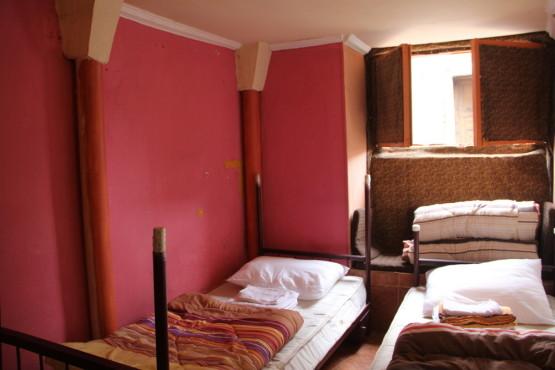 ホステルジョージアの部屋