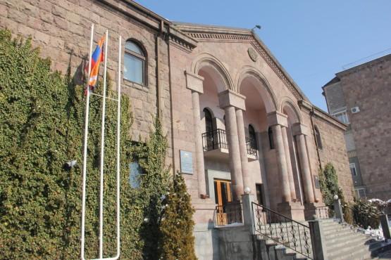 ナゴルノカアラバフ大使館