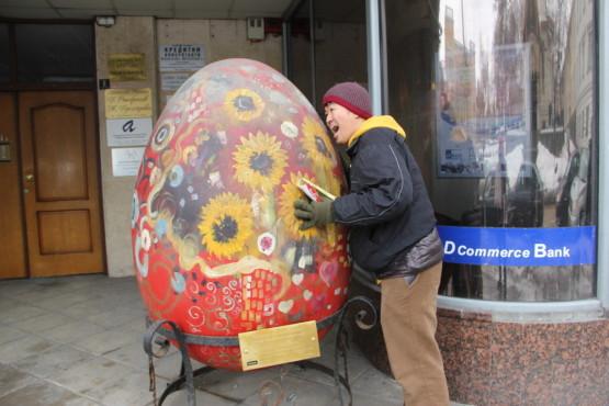 幸せになる卵