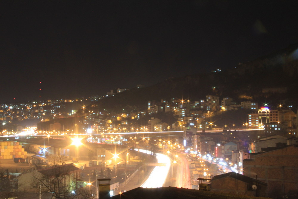 再びトルコへ入国~トルコの黒海沿いの街トラブゾンへ~