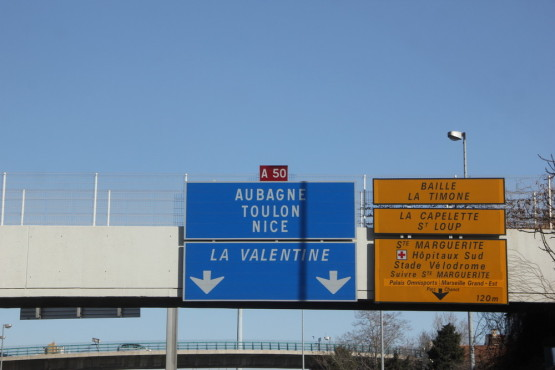 マルセイユ地方