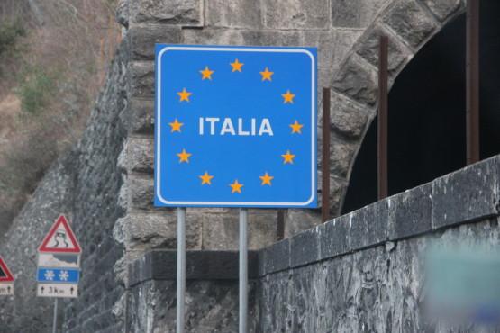 モナコからイタリアへ