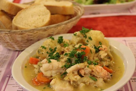 フランスの料理