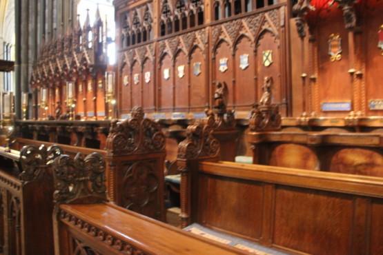 イギリスのある教会