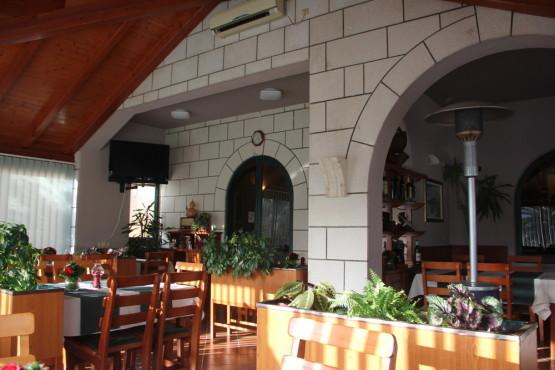 ドブロブニクのレストラン