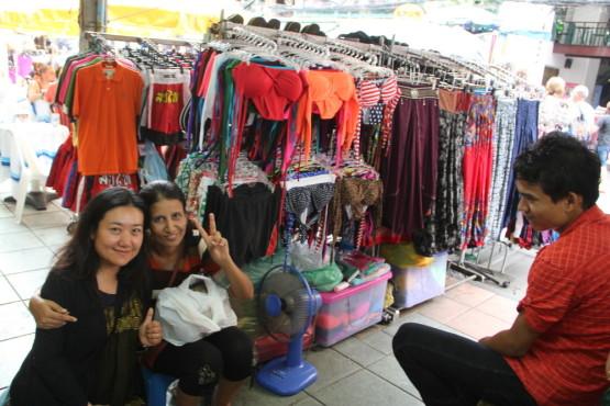 旅行者としてタイを訪れてる時には見えなかったタイの階級社会について
