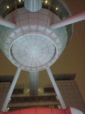 上海の浦東国際空港にある、大衆空港賓館