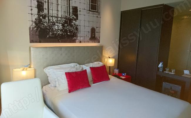 ポルトガルのリスボンでオススメのエアポートホテル!「TRYPアエロポルトホテル」