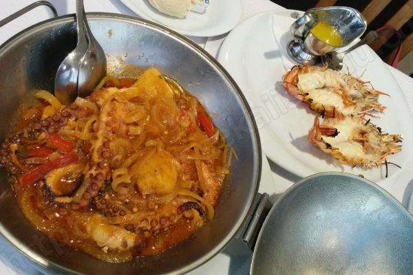 リスボン空港近くのオススメレストラン詳細