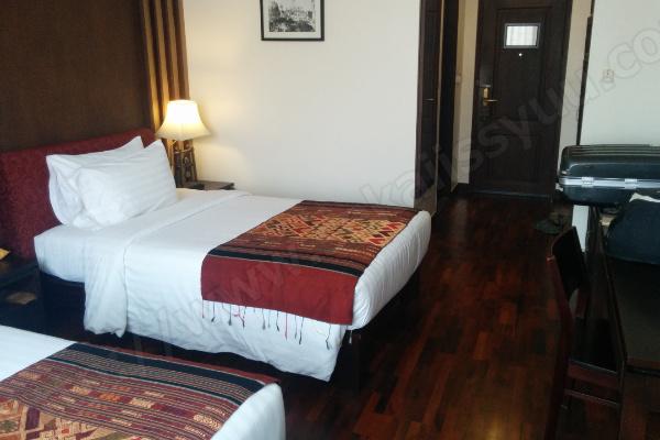ラオスのビエンチャンで1番オススメの宿【サラナブティックホテル】のご紹介