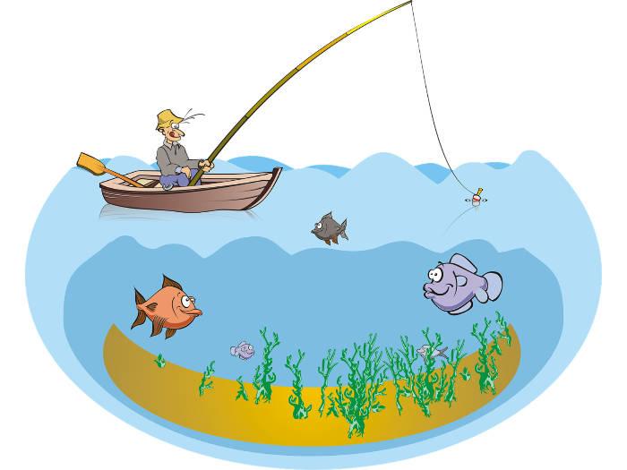 稼げるマインドはココにあり?魚の釣り方のお話のアイキャッチ画像